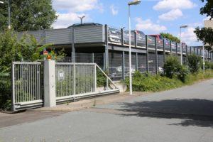 Flyautoparking.de Parkhaus Aussen Flughafen Frankfurt